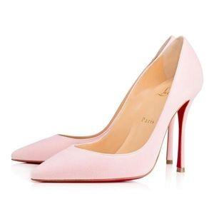 Christian Louboutin decoltish 85mm Pink Pumps